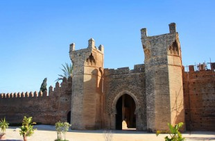 chellah visit morocco fb2